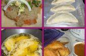 Calzone frit (Style indonésien)