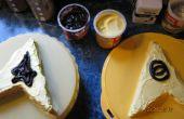 Couper le gâteau - Delta Star Trek