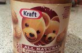 Comment mélanger le beurre d'arachide naturel