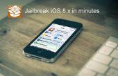 Comment jailbreak iPhone sur iOS 8.x en quelques minutes avec TaiG ?