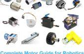 Guide complet de moteur pour la robotique