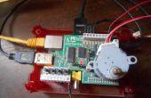 Commander un moteur pas à pas avec le Raspberry Pi et Piface