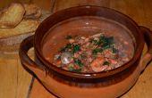 ♨ BOUILLABAISSE (soupe de poisson sud france) ♨