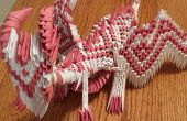 3D Origami Dragon ultime