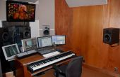 Construire un studio de musique dans un immeuble