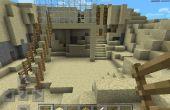 Comment faire un abri dans Minecraft