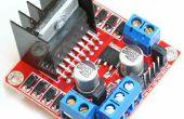 Comment utiliser le Module du pilote moteur L298 - Arduino Tutorial