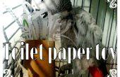 Rouleau de papier de toilette jouet oiseau