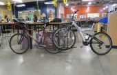 Bicycle Rack Tow - je l'ai fait à TechShop !