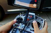 Hotte pour FPV l'écran / le téléphone / tablette / GPS