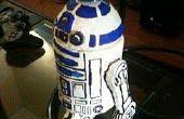 Faire un narguilé de Starwars R2D2 ! ou cookie jar etc.
