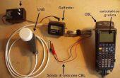 Microwave Radiometer fabrication artisanale avec des composants de faible coûts et facilité d'accès
