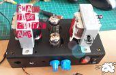 Petit Tube amplificateur pour guitare