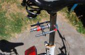 Aucune soudure vélo remorque Hitch