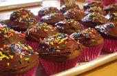 Gâteau au chocolat pour la baiser Surprise
