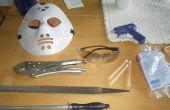 Comment faire et airsoft masque bon marché et facile