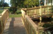 Capuchons de poteau du pont