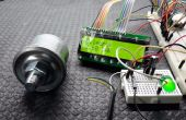 Pont de VDO sonde pour Arduino