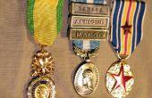 Médaille des fermoirs via Shapeways
