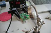 Home Automation (ou Robot Butler appelé Geoffrey) - iPhone contrôlée, arduino base