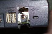 Ordinateur portable Power Socket réparer