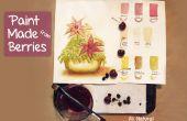 Peinture de baies & Nature