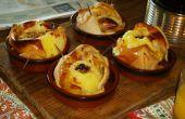 Boulettes de pomme au four : Rapide & facile !