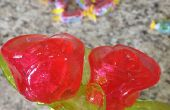 Jolly Rancher Roses de micro-onde