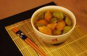 Soupe Wonton coloré (Vegan)