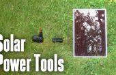Chargeur de batterie solaire pour vos outils électriques sans fil