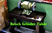 Banc Table moulin