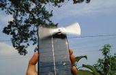 Comment faire un ventilateur puissant avec panneau solaire