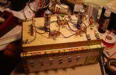 Construire une boîte à cigares boîte batterie pour Tube Radios
