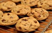 Comment faire des biscuits aux brisures de chocolat