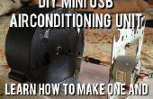 DIY & Simple USB climatiseur portatif