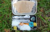 Budget Altoids tin de survie