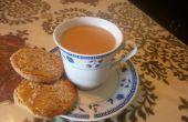 Antique recette Chai