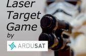 Cibler les pratique avec Arduino et pointeur Laser