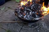 Comment faire une Forge de barbecue
