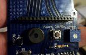 Écran LCD température bouclier Assemblée Instuctions