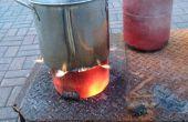 Extincteur d'incendie Forge