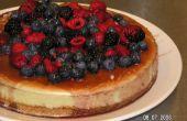 Gâteau au fromage frais de Wild Berry