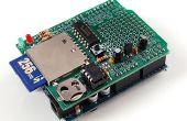 Bouclier du bûcheron : Datalogging pour Arduino