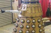 Grandeur nature presque 6ft Dalek.