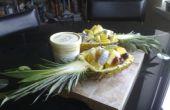 Ananas bols