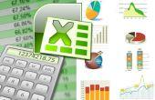 Plan d'étage chambre (budgétisation et Microsoft Excel) le rêve