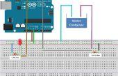 Alarme de niveau d'eau à l'aide d'Arduino