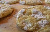 Pixies délicieux de noix de coco-citron