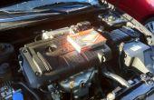 Comment remplacer le filtre à air moteur sur la Hyundai Tiburon 2008