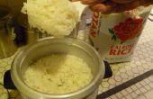 Comment faire de riz gluant parfait à l'aide d'un cuiseur à riz
